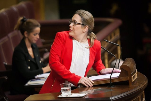 Marta Rivera de la Cruz, diputada de Ciudadanos