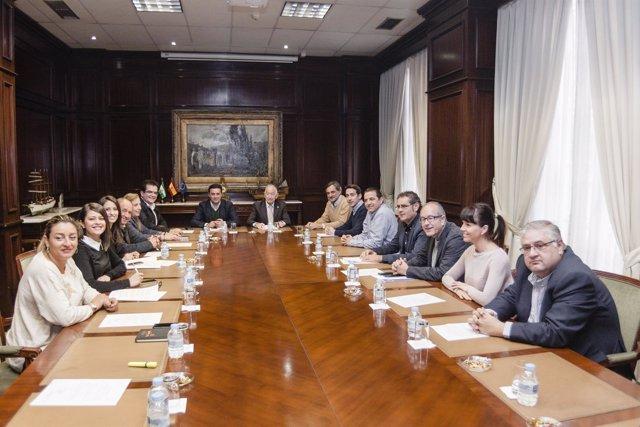 La Junta de Gobierno de la Diputación cierra un intenso año de trabajo.