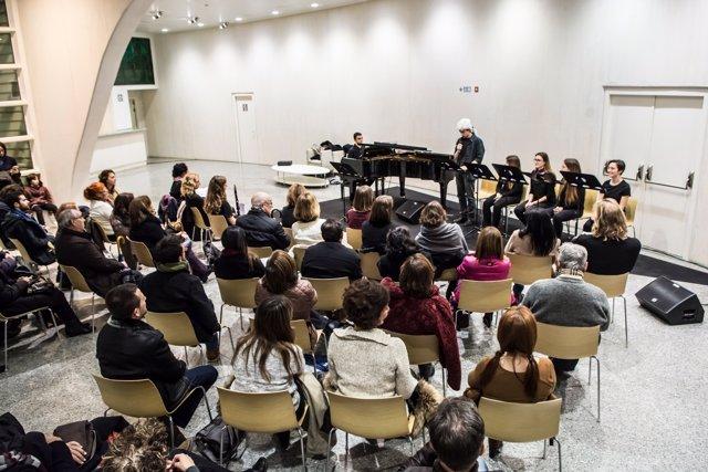 Una de las actividades de 'Mozart nacht und tag'