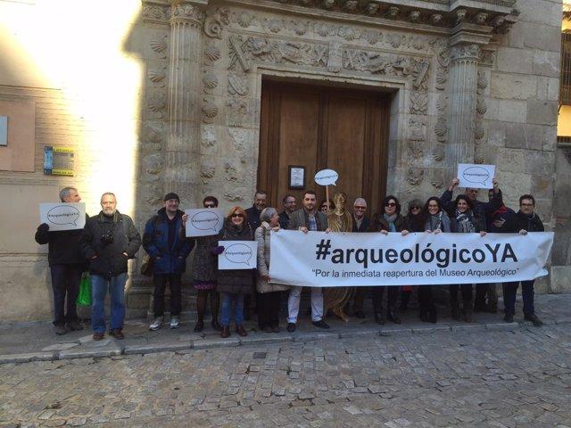 Np11. Finalizan Tres Años De Concentraciones Para Pedir La Reapuertura Del Arque