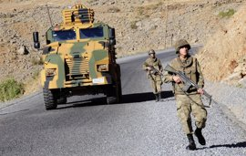 Un soldado turco muerto en combates contra el Estado Islámico en Siria