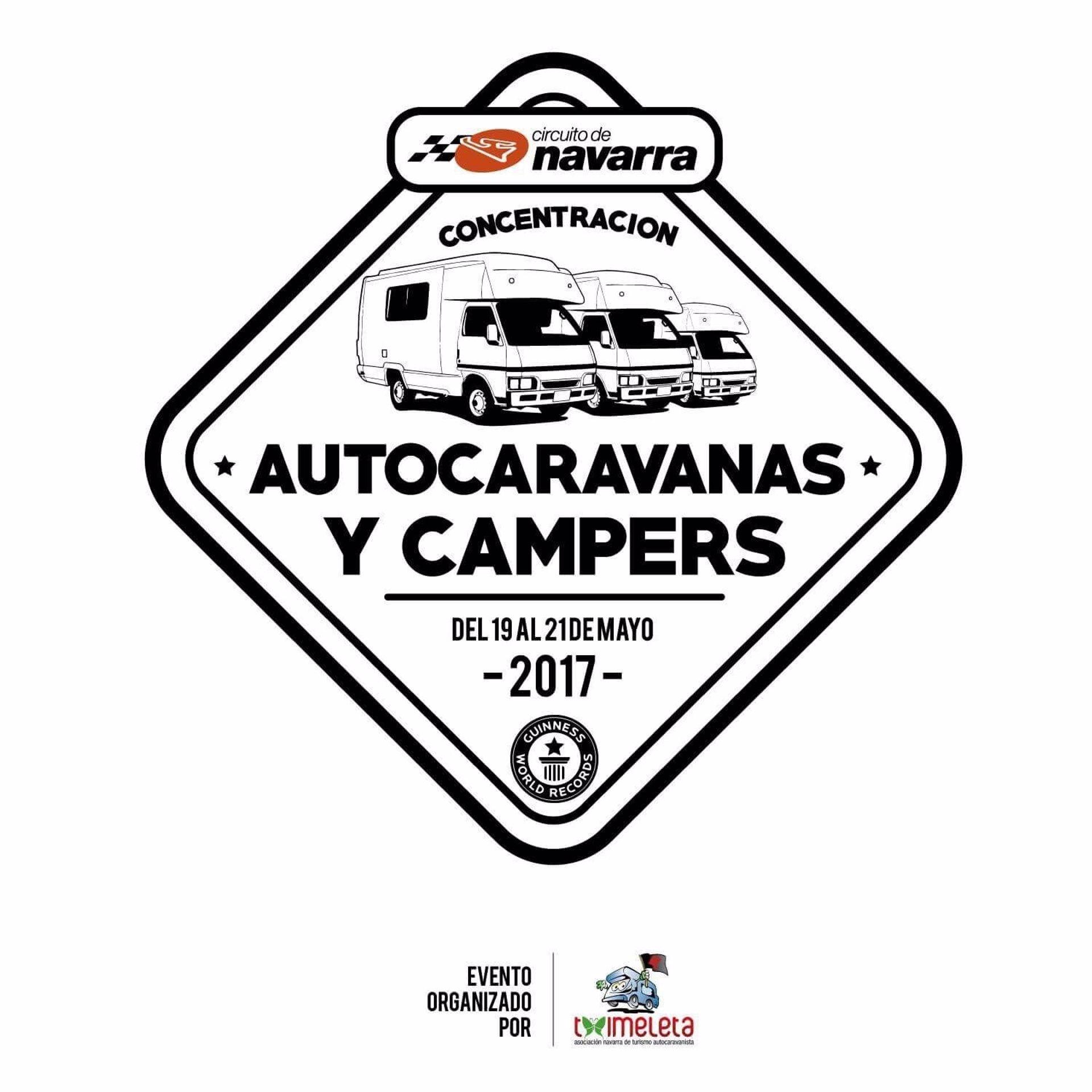 Circuito Navarra : El circuito los arcos intentará conseguir el récord de