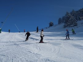 20.000 esquiadores en La Masella este fin de semana