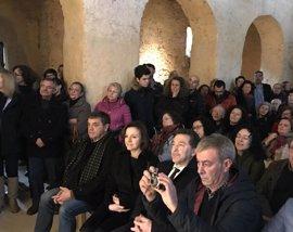 La iglesia de Santo Adriano de Tuñón reabre al público tras finalizar las obras de restauración de sus pinturas murales