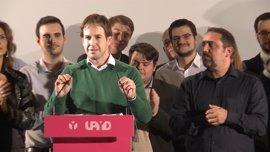 Cristiano Brown es elegido nuevo líder de UPyD en su III Congreso Nacional