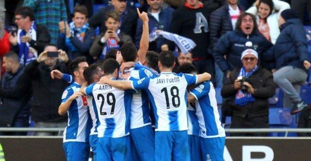 El Espanyol gana al Sevilla