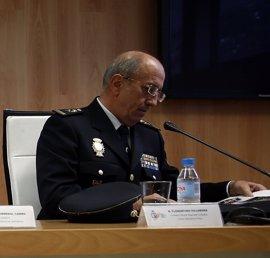 El comisario de Seguridad Ciudadana Florentino Villabona, nuevo 'jefe' de la Policía Nacional