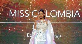 La colombiana Andrea Tovar logra el tercer puesto en Miss Universo 2016