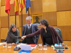 ZEC, PSOE y CHA aprueban inicialmente el Presupuesto de 2017