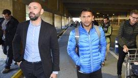 Walter Montoya pasa reconocimiento médico con el Sevilla