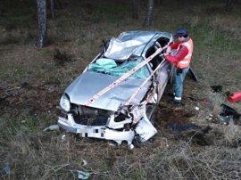 Da positivo por droga tras sufrir un accidente en Cadreita
