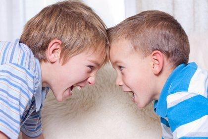 La rivalidad entre hermanos