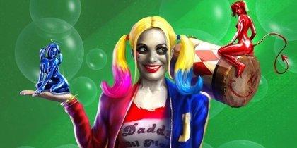 Diseños inéditos de Harley Quinn y Joker para Escuadrón Suicida