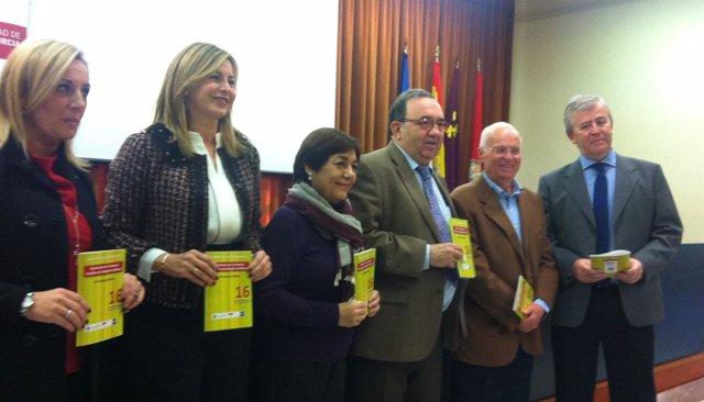 Presentación del Barómetro de la Empresa Familiar de Murcia 'Ser Empresa Familia