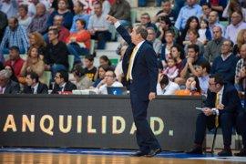 Vidorreta, mejor entrenador de enero en la Liga Endesa