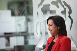 Margarita Robles exige aclarar si hay policías que actúan por libre intentando implicar al Rey emérito