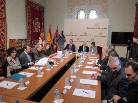 Diputación reforzará Plan Impulso mediante nuevos convenios con CVE y Cámara para formación y consolidación de empresas
