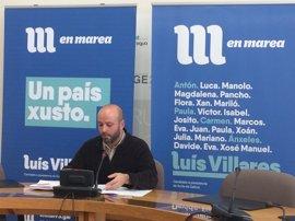 """En Marea condena el asesinato de una mujer en O Carballiño y pide una acción """"coordinada"""" contra la violencia de género"""