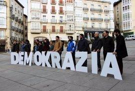 """Gure Esku Dago dice que los """"obstáculos que padece el pueblo catalán"""" pueden ser usados """"en el futuro"""" contra los vascos"""