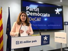 El PDeCAT pide a la CUP centrarse en dar argumentos para ganar el referéndum y no en el calendario