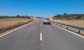 La DPZ termina el arreglo de la carretera CV-621 que conecta Castiliscar y Sofuentes