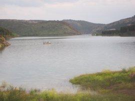 Los embalses de la Cuenca de Ebro, al 61,5% de su capacidad total