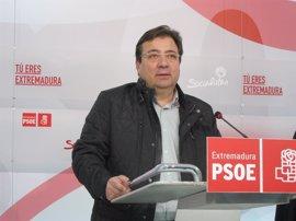 """Vara señala que """"ya es muy complicado"""" ahora """"cualquier otra opción"""" que no sea el que Susana Díaz sea candidata"""