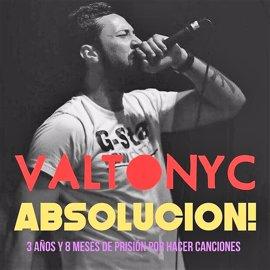 Juzgan el 8 de febrero al rapero mallorquín Valtonyc por injurias a la Corona
