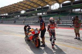 """Pedrosa: """"Nos hemos vuelto a familiarizar con la moto, pista y neumáticos"""""""