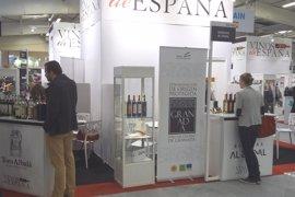 Junta de Andalucía organiza la promoción de empresas andaluzas productoras de vino en la Feria Vinisud de Francia