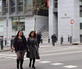 Familiares de fallecidos por una presunta orden del exministro de Guatemala Vielmann reclaman justicia en España