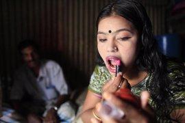 El comercio sexual global se alimenta de mujeres extremadamente desfavorecidas y vulnerables