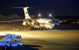 Ilyunshin Il-76 y SuperTanker, las naves que combaten los incendios forestales en Chile