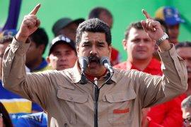 """El TSJ declara """"inadmisible"""" la reprobación del Parlamento a Maduro por """"abandono del cargo"""""""