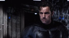 Ben Affleck no dirigirá finalmente The Batman