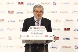 Méndez de Vigo ofrece a la oposición llegar a grandes acuerdos de Estado como los Pactos de la Moncloa