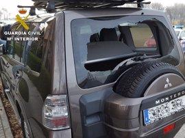 Detenidos dos jóvenes por robar en 96 coches en Arganda, Mejorada y Velilla
