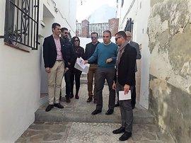 La Diputación de Málaga destina más de tres millones a las obras del PFEA