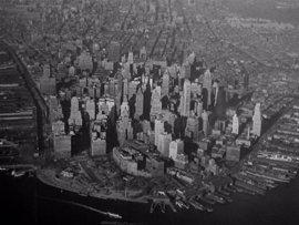 Una postal del Nueva York más inédito este miércoles en 'La Ciudad Desnuda'