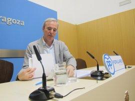 """PP critica el """"trato de favor"""" de ZEC al conceder 15.000 euros a una asociación creada por Giner"""