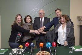 Acuerdo para reforzar políticas de orientación laboral y formación y los planes de igualdad