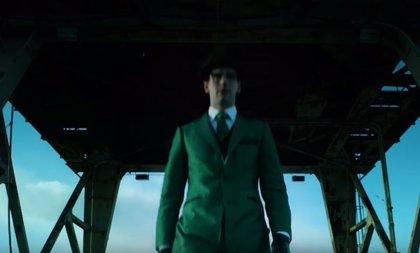 Gotham: Primera e intrigante imagen de Enigma en el nuevo trailer de la 3ª temporada