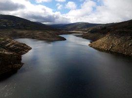 La reserva hidráulica desciende de nuevo y se sitúa en Galicia por debajo del 43%