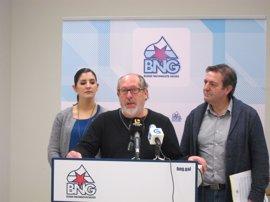 El BNG llevará al Parlamento la petición de retirada del recurso contra el Área Metropolitana