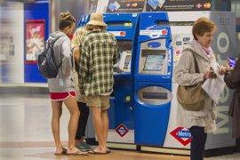 Metro incrementó un 2,65% el número de viajeros en 2016, hasta los 584,8 millones