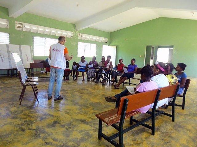 FUDEN DESARROLLARÁ DOS PROYECTOS COOPERACIÓN ENFERMERA REPÚBLICA DOMINICANA