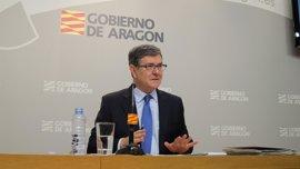 """Guillén cree """"incongruente"""" que el PP presione en Aragón para que se presente el Presupuesto y no lo haga en Madrid"""
