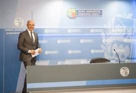 """Gobierno vasco rechaza que los acuerdos con el Ejecutivo central sean el """"preludio"""" de un pacto presupuestario"""