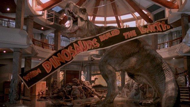 Parque jurasico, Jurassic Park