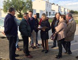 La Diputación de Cádiz ejecuta diez obras del Plan Invierte 2016 en El Puerto